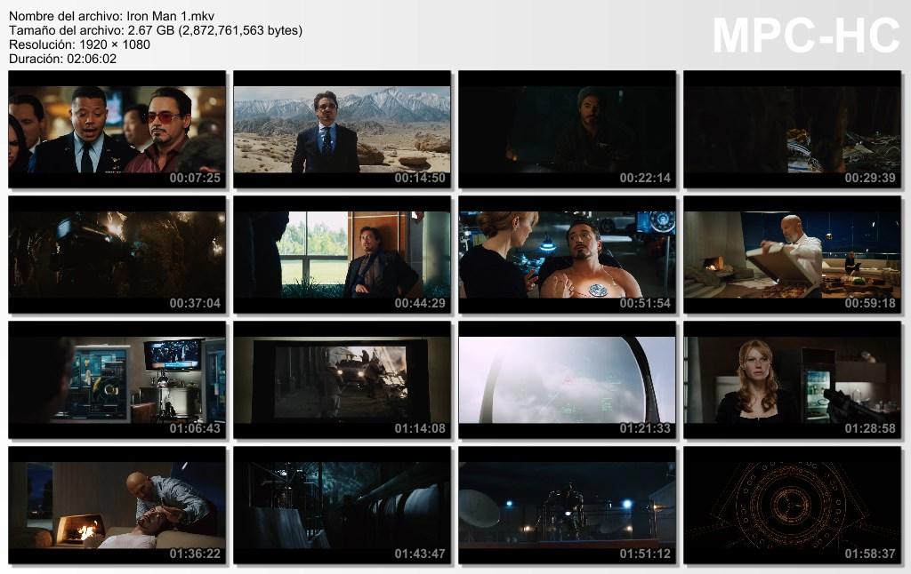 iron man 3 castellano 1080p